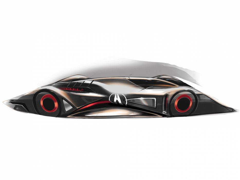 2006 Acura FCX 2020 Le-Mans race racing    f wallpaper