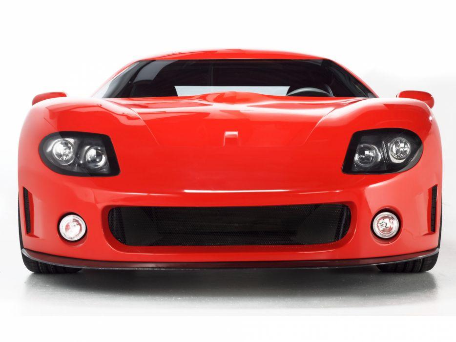 2006 Factory Five Racing GTM supercar supercars     g wallpaper