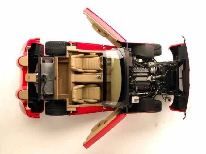 2006 GDT Speedster supercar supercars interior engine engines wallpaper