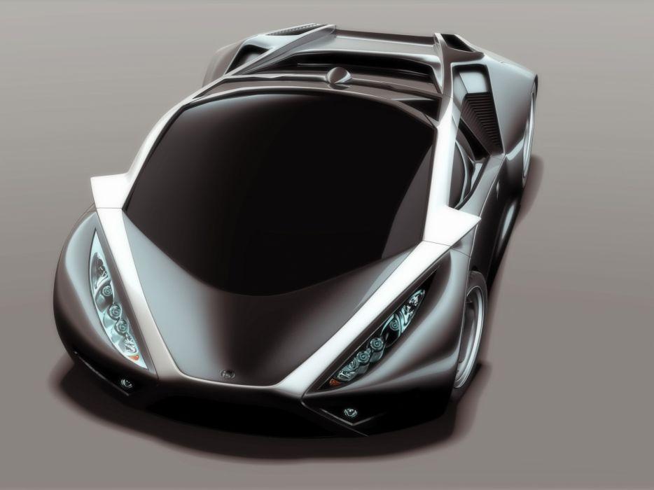 2007 I2B Concept Reus supercar supercars      ds wallpaper