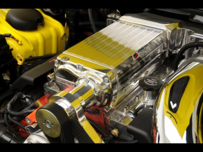 2009 426 Hemi Dodge Challenger Convertible muscle engine engines wallpaper