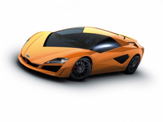 2009 Italdesign Giugiaro Frazer-Nash Namir Concept supercar supercars f wallpaper