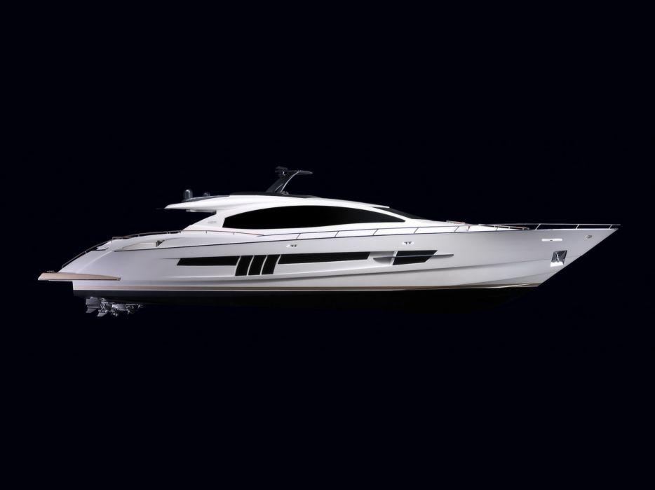 2009 Lazzara Yachts LSX Ninety Two luxury boat boats ship ships yacht     g wallpaper