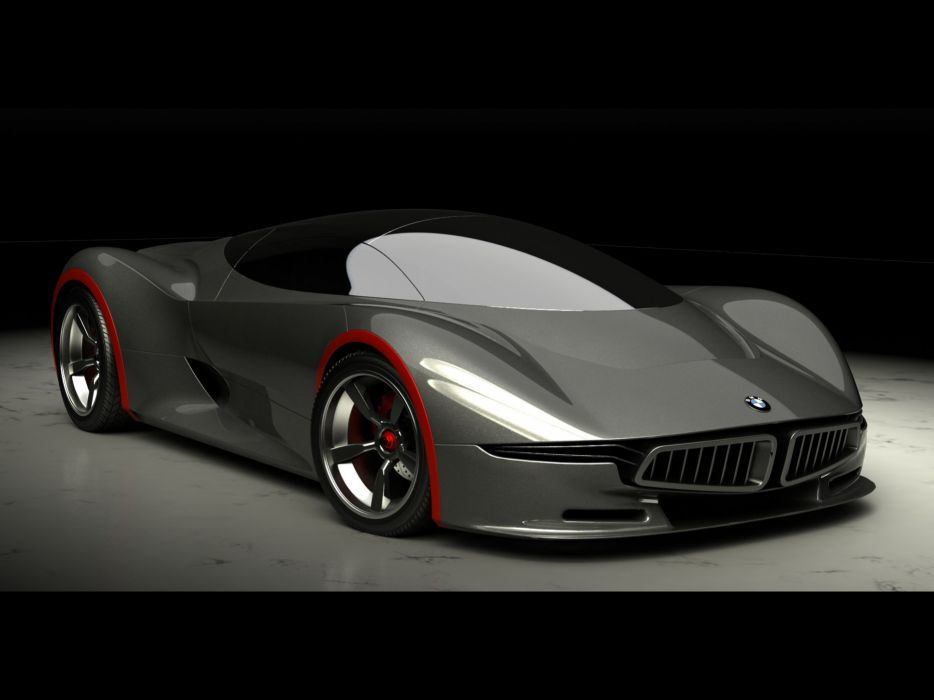 2011BMW Nazca Homage Concept supercar supercars    g wallpaper