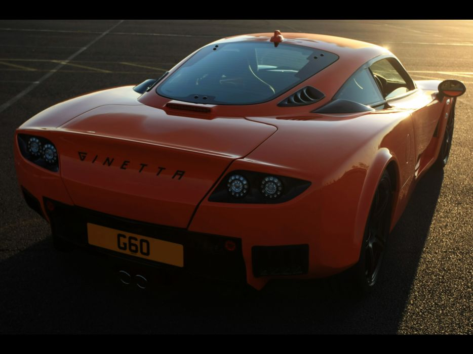 2012 Ginetta G60 supercar supercars         g wallpaper