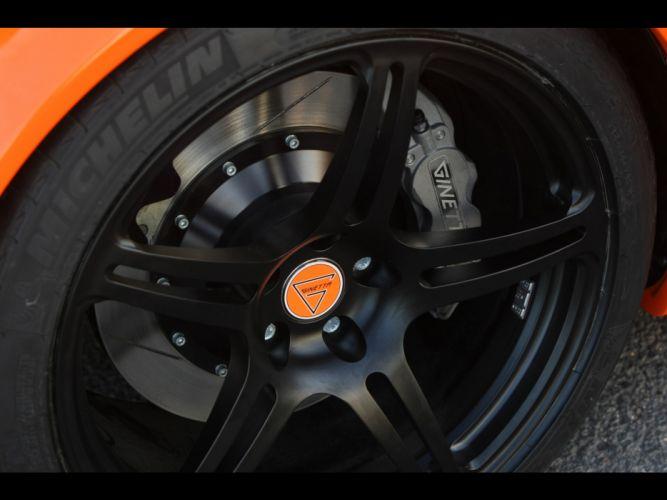 2012 Ginetta G60 supercar supercars wheel wheels wallpaper