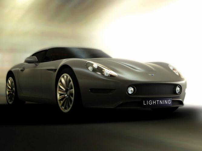2012 Lightning G-T supercar supercars f wallpaper