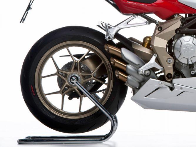 2012 MV-Agusta F3 wheel wheels wallpaper