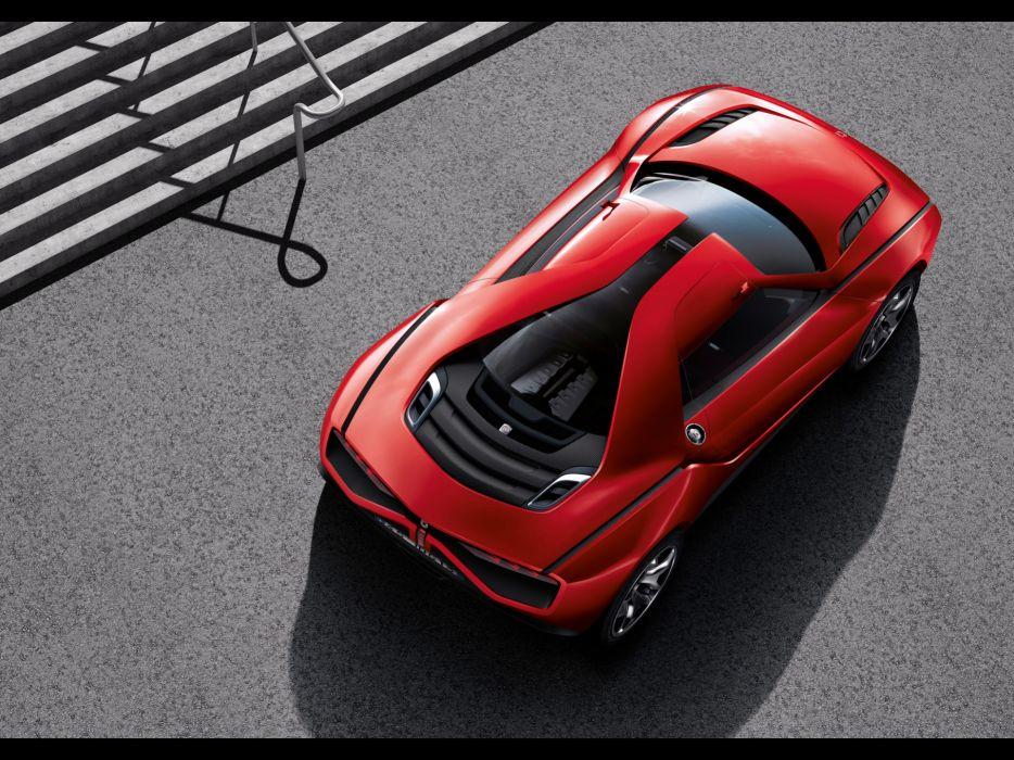 2013 Italdesign Giugiaro Parcour Concept Supercar Supercars N