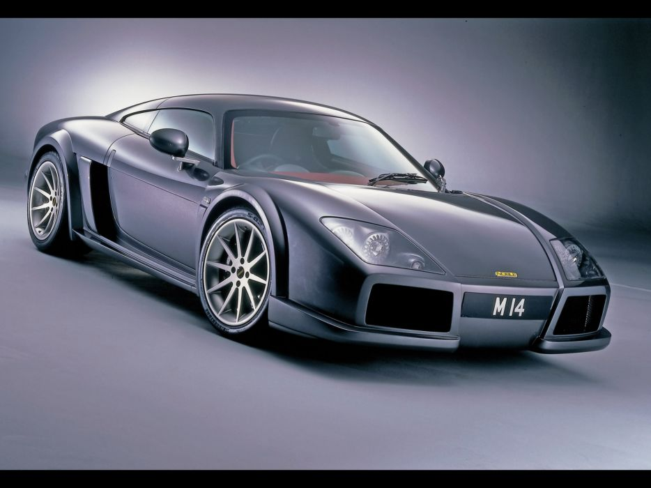 2005 Noble M14 supercar supercars      g wallpaper