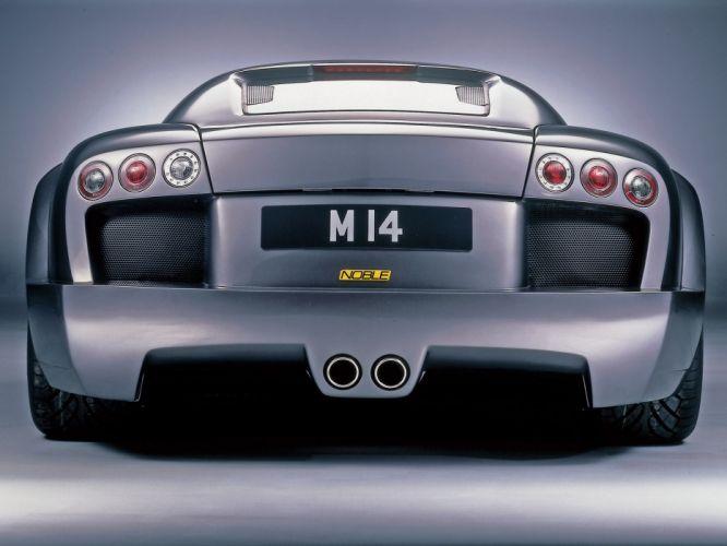 2005 Noble M14 supercar supercars wallpaper