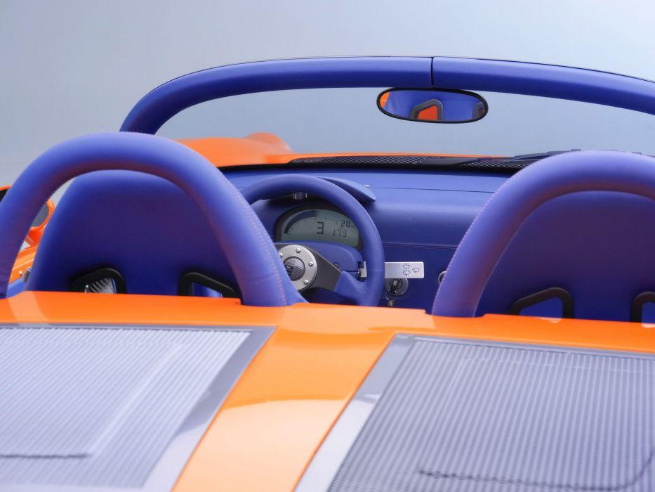 2005 Valmet Raceabout supercar supercars interior           g wallpaper