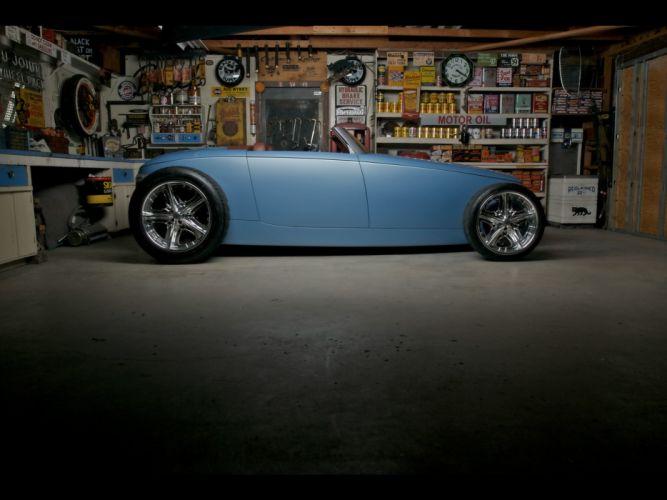 2007 Volvo Caresto V8 Speedster Concept hot rod rods supercar supercars custom v-8 nc wallpaper