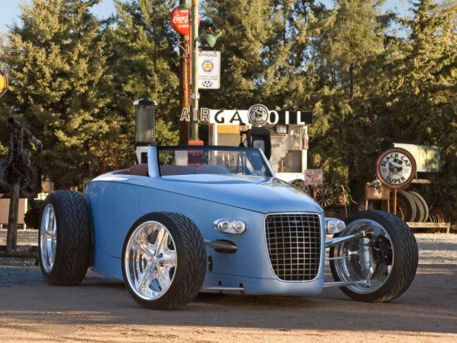 2007 Volvo Caresto V8 Speedster Concept hot rod rods supercar supercars custom v-8 h wallpaper