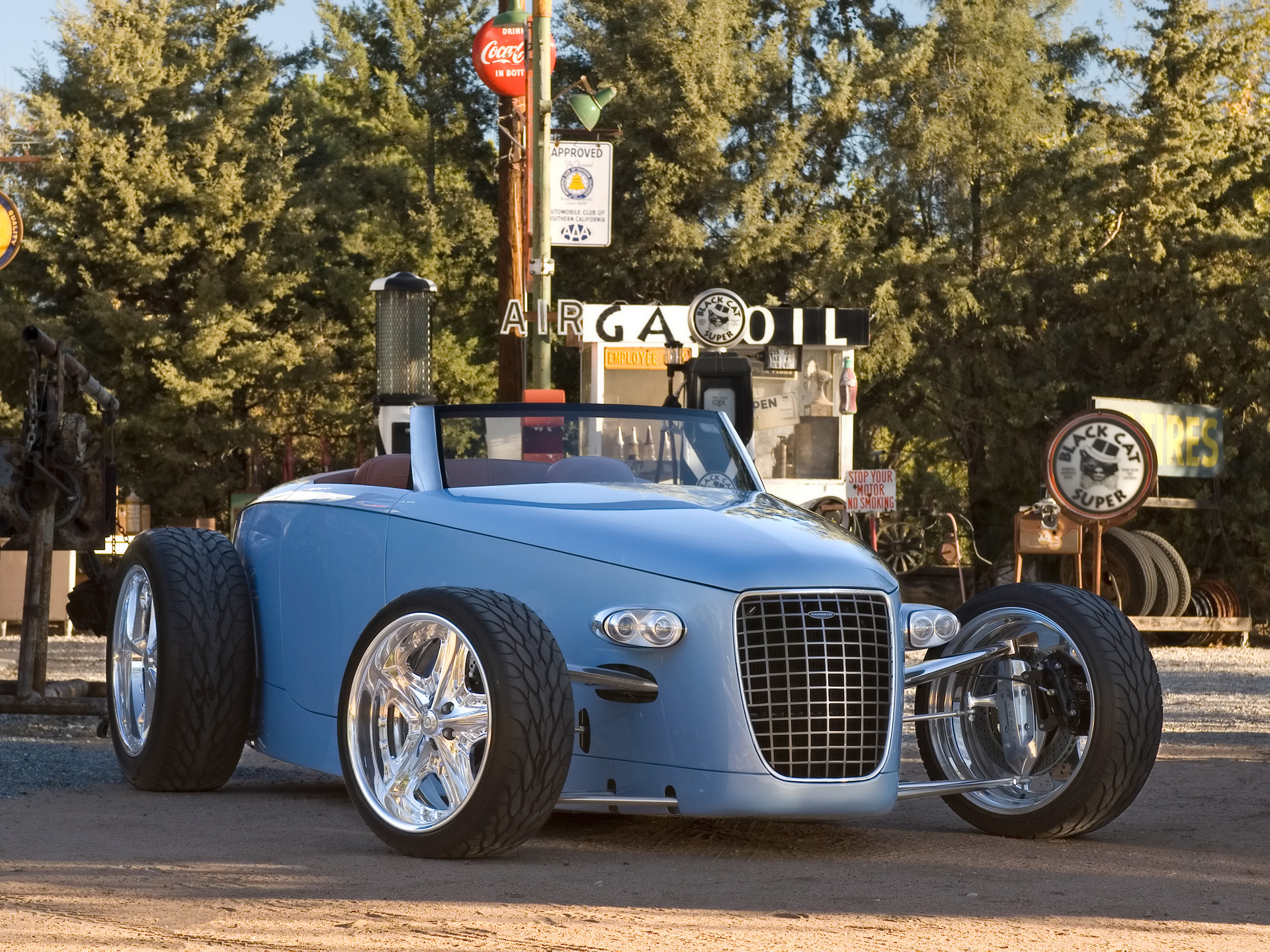 2007 volvo caresto v8 speedster concept hot rod rods supercar supercars custom v 8 h wallpaper. Black Bedroom Furniture Sets. Home Design Ideas