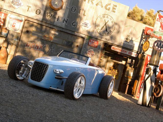 2007 Volvo Caresto V8 Speedster Concept hot rod rods supercar supercars custom v-8 g wallpaper