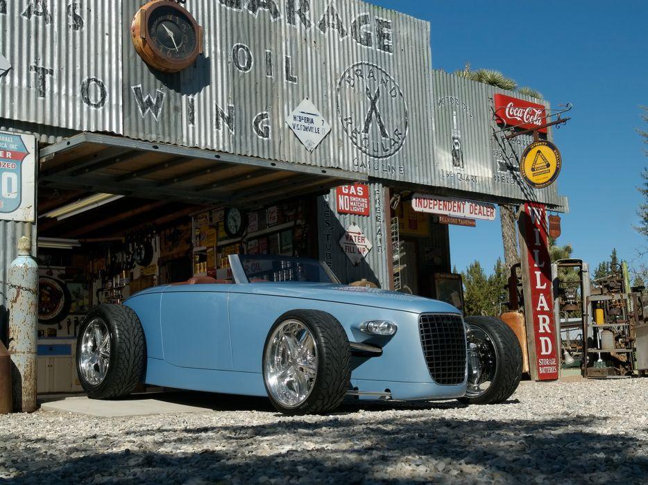 2007 Volvo Caresto V8 Speedster Concept hot rod rods supercar supercars custom v-8 wheel wheels        f wallpaper