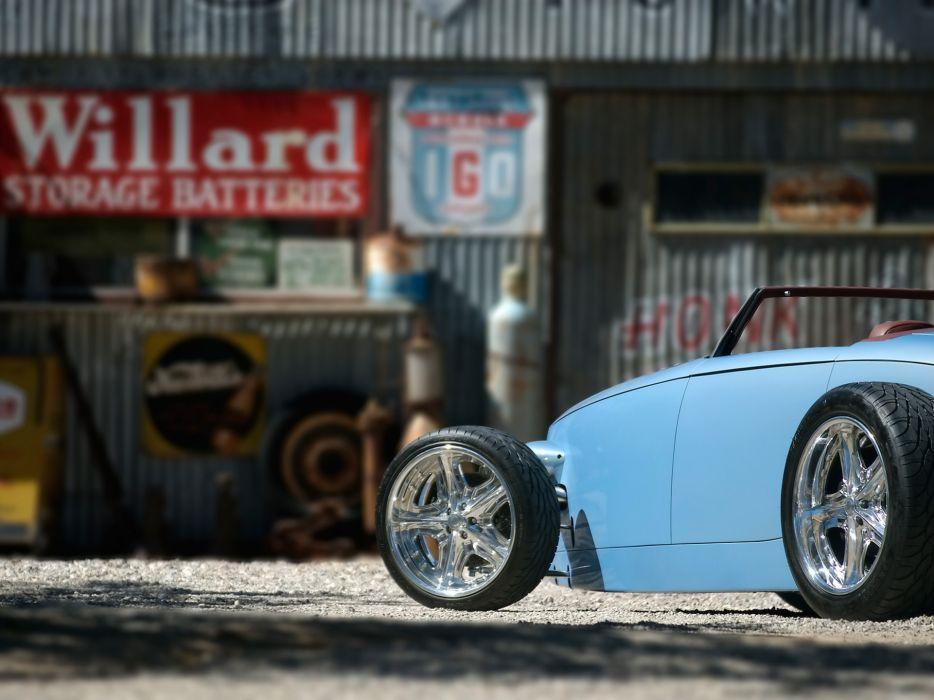 2007 Volvo Caresto V8 Speedster Concept hot rod rods supercar supercars custom v-8 wheel wheels        gd wallpaper