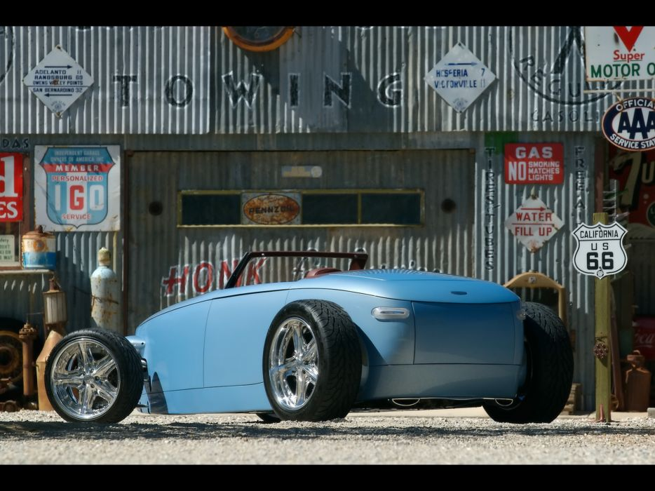 2007 Volvo Caresto V8 Speedster Concept hot rod rods supercar supercars custom v-8 wheel wheels       g wallpaper