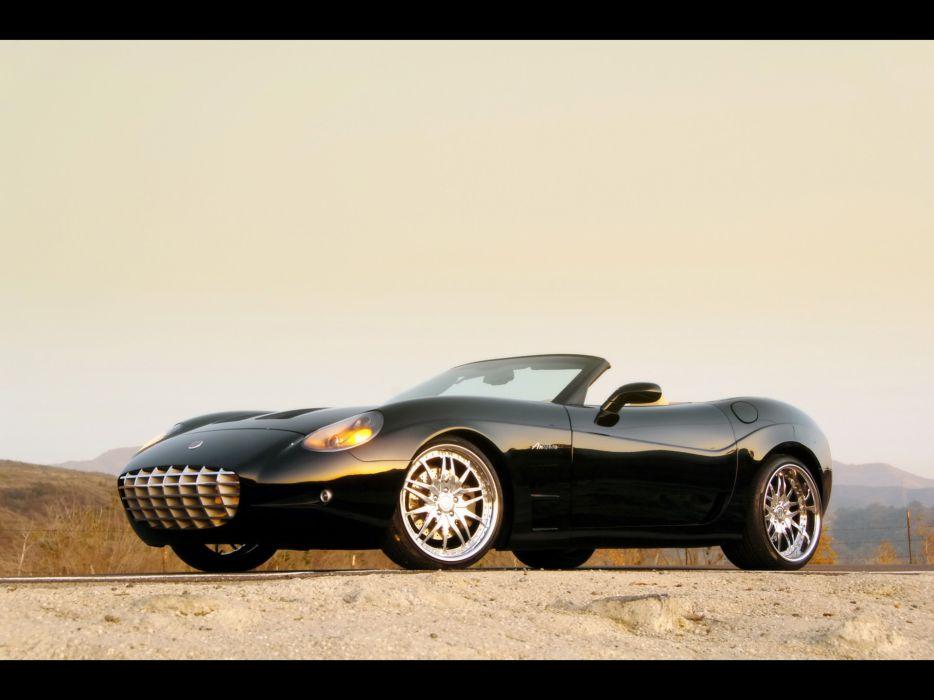 2009 n2a-Motors Anteros Roadster supercar supercars       f wallpaper