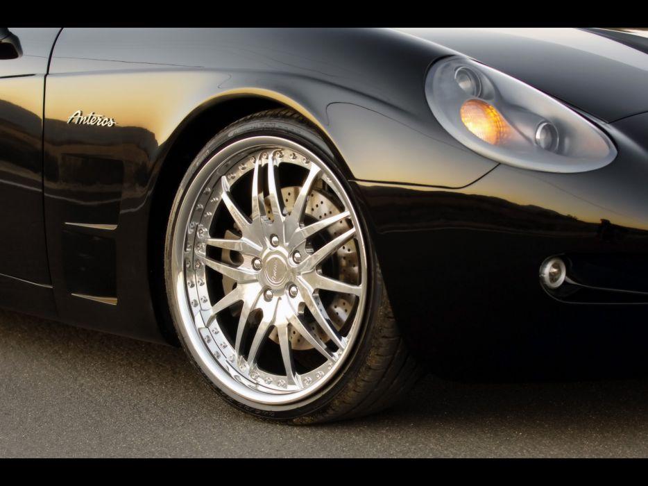 2009 n2a-Motors Anteros Roadster supercar supercars wheel wheels         f wallpaper