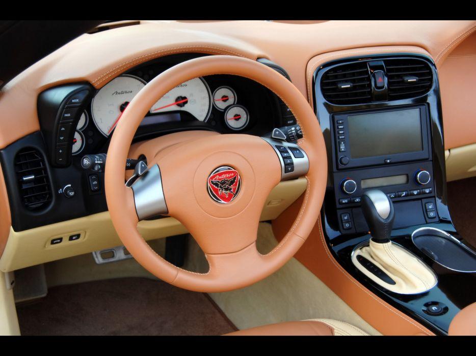 2009 n2a-Motors Anteros Roadster supercar supercars interior           w wallpaper