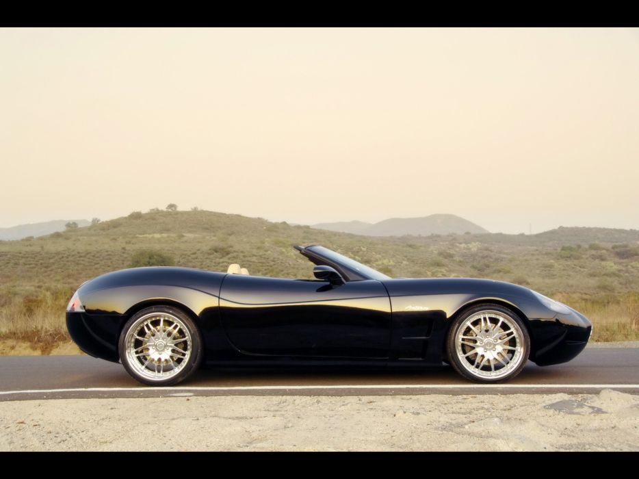 2009 n2a-Motors Anteros Roadster supercar supercars g wallpaper