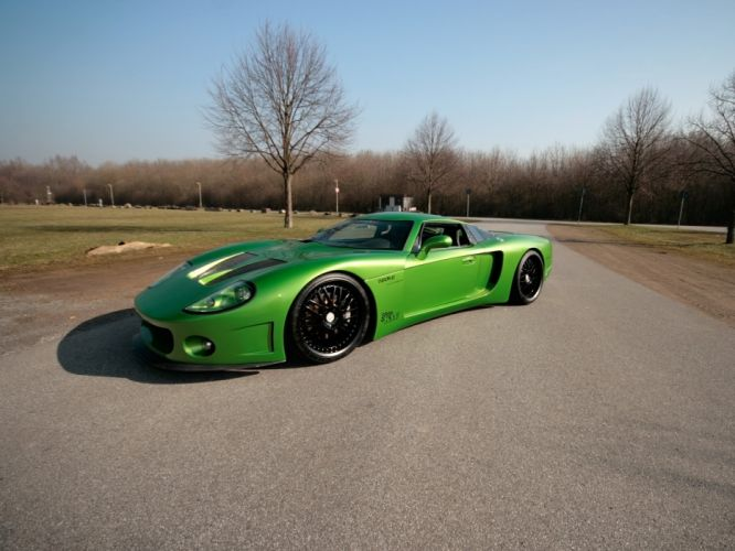 2011 CCG Custom GT EcoVision supercar supercars g-t g wallpaper