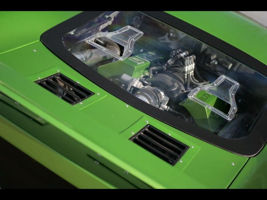2011 CCG Custom GT EcoVision supercar supercars g-t engine engines           d wallpaper