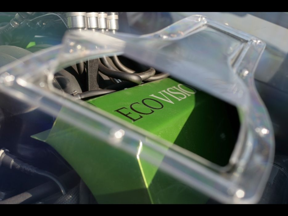 2011 CCG Custom GT EcoVision supercar supercars g-t engine engines           f wallpaper
