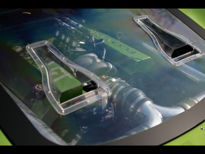 2011 CCG Custom GT EcoVision supercar supercars g-t engine engines ff wallpaper