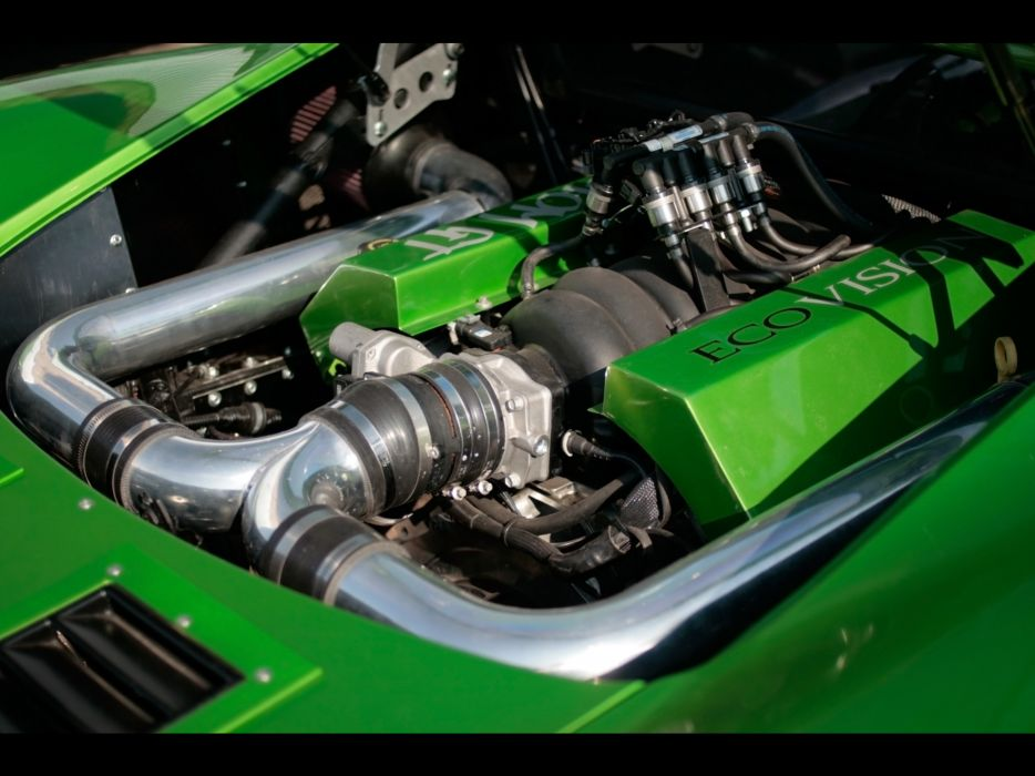 2011 CCG Custom GT EcoVision supercar supercars g-t engine engines          r wallpaper