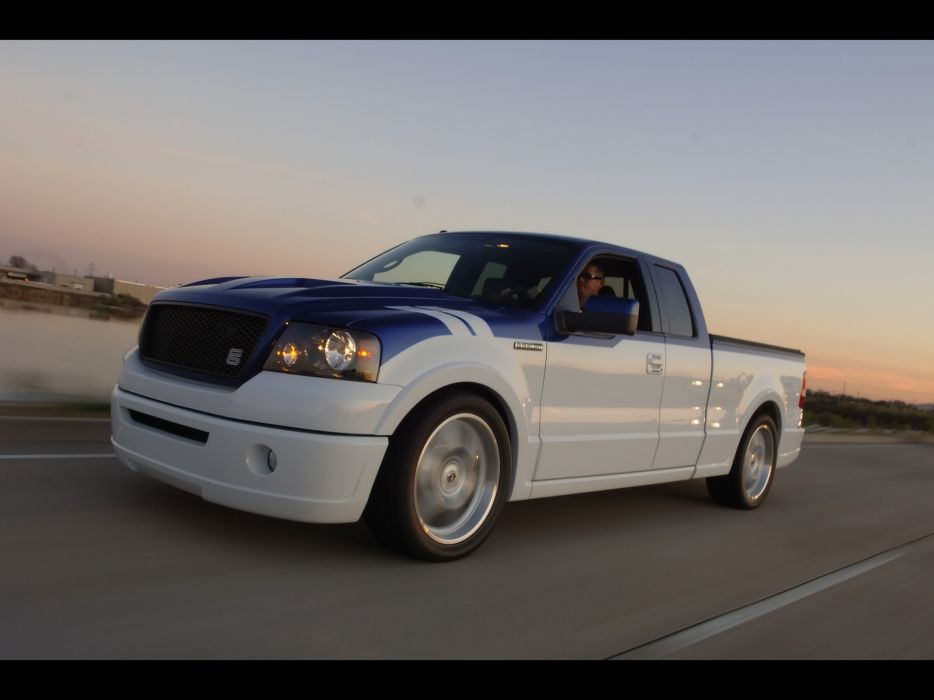 2006 Shelby GT-150 Ford f150 f-150 truck muscle tuning       d wallpaper