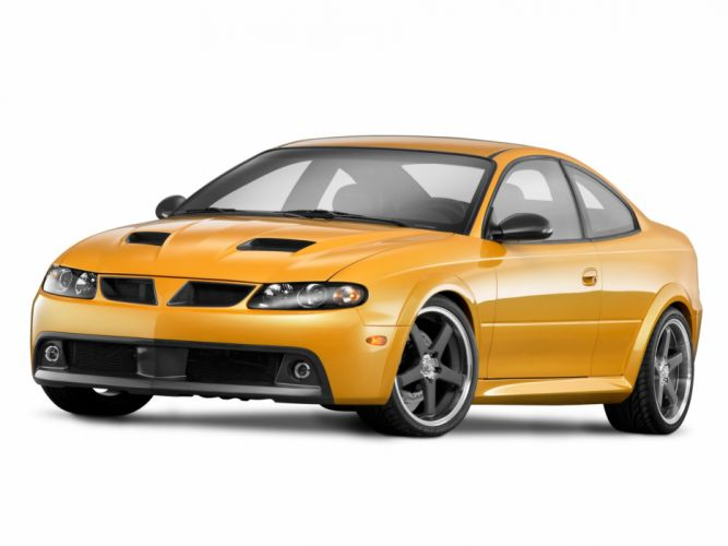 2005 ASC Stinger pontiac gto muscle tuning wallpaper