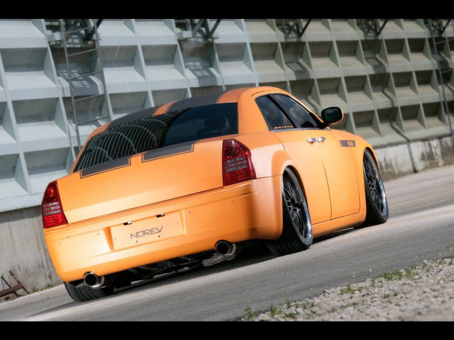 2006 Parotech Chrysler Norev 300C tuning luxury   h wallpaper