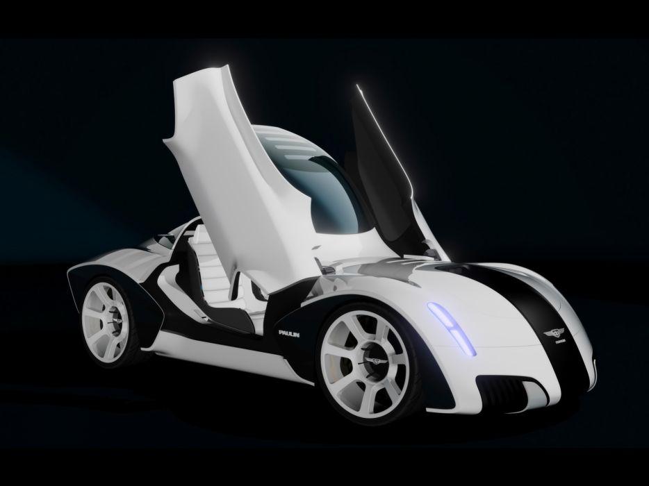 2007 Paulin VR Concept supercar supercars    f wallpaper