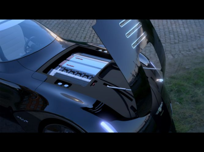 2007 Paulin VR Concept supercar supercars engine engines f wallpaper