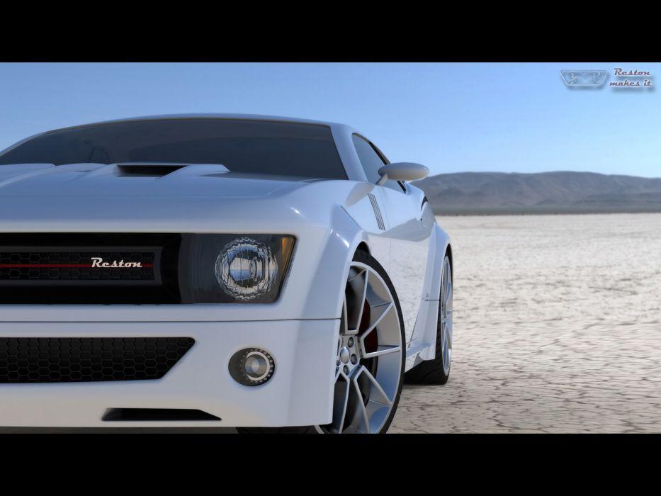 2008 Plymouth Cuda Concept mopar muscle tuning hot rod rods    g wallpaper