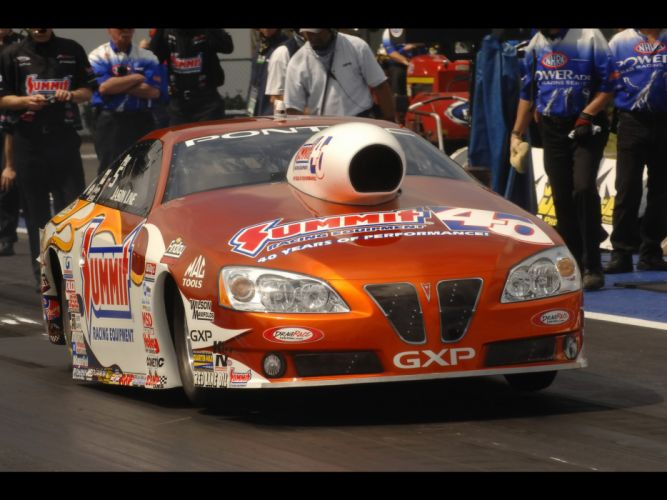 2008 Pontiac GXP NHRA Pro Stock drag racing race wheelie e wallpaper