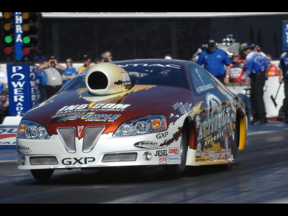 2008 Pontiac GXP NHRA Pro Stock drag racing race wheelie       f wallpaper