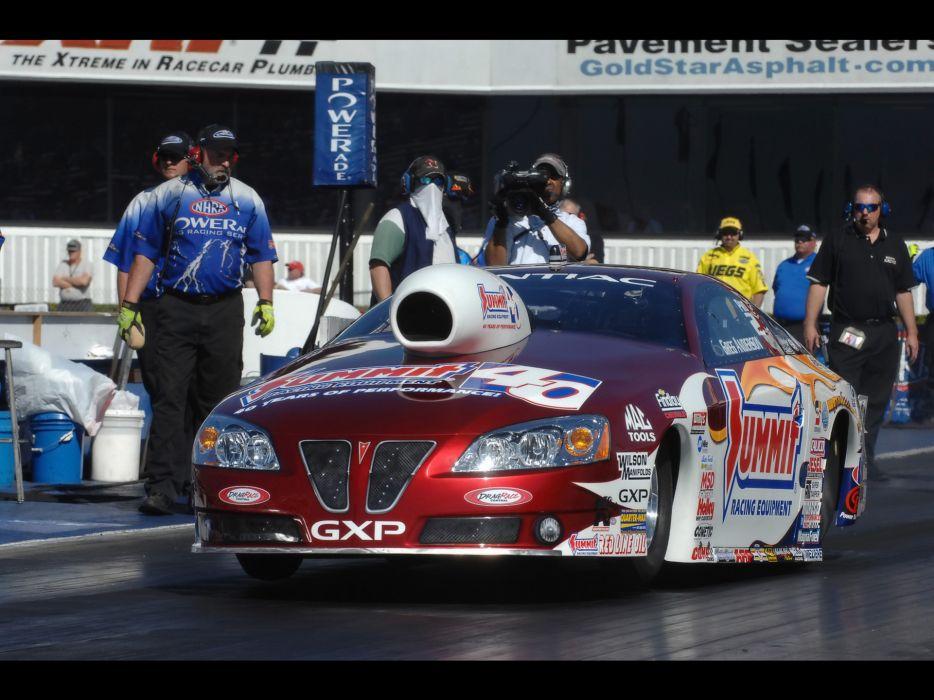 2008 Pontiac GXP NHRA Pro Stock drag racing race wheelie       e wallpaper