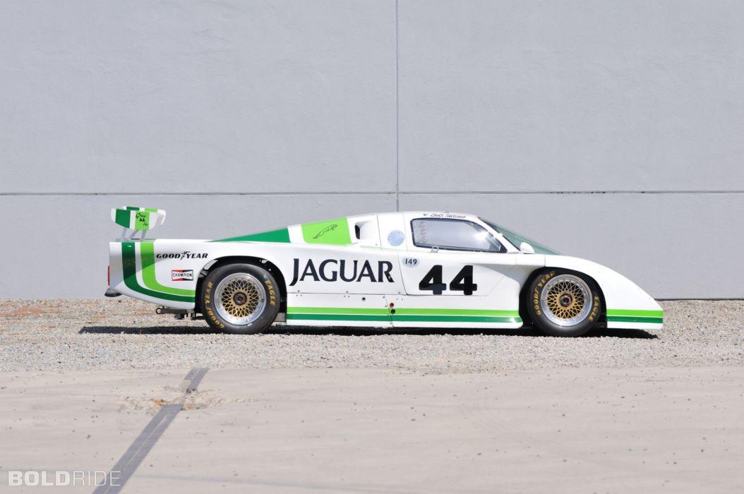 1982 Jaguar XJR-5 GTP Race classic racing     f wallpaper