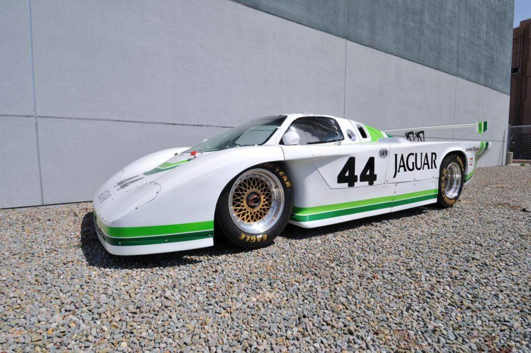 1982 Jaguar XJR-5 GTP Race classic racing   g wallpaper