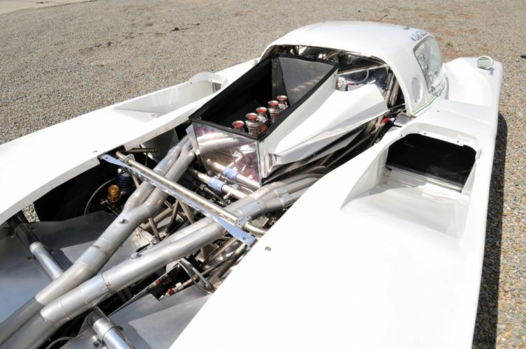 1982 Jaguar XJR-5 GTP Race classic racing engine engines wallpaper