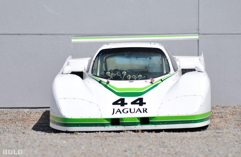 1982 Jaguar XJR-5 GTP Race classic racing wallpaper