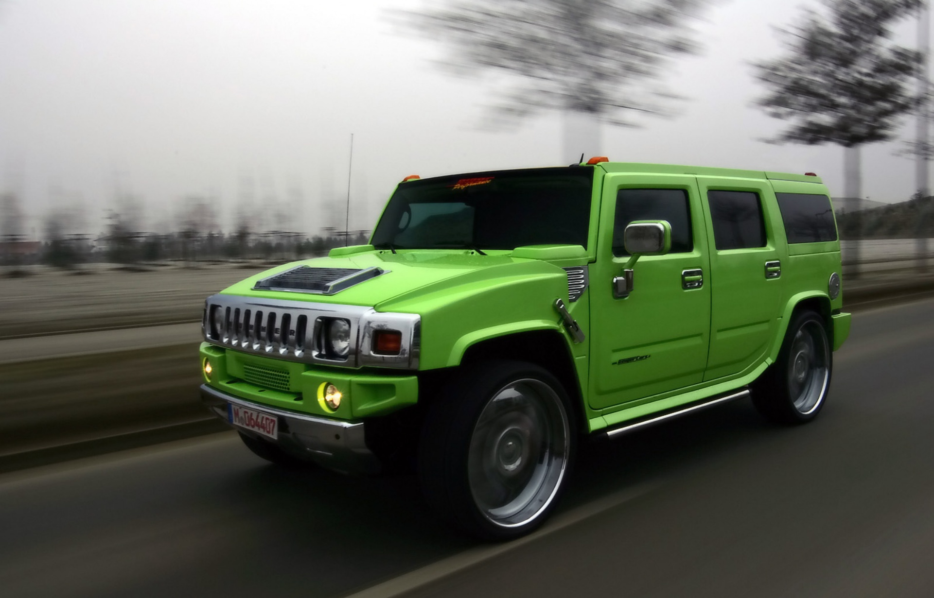 2005 hummer h2 tuning 4x4 offroad suv f wallpaper. Black Bedroom Furniture Sets. Home Design Ideas