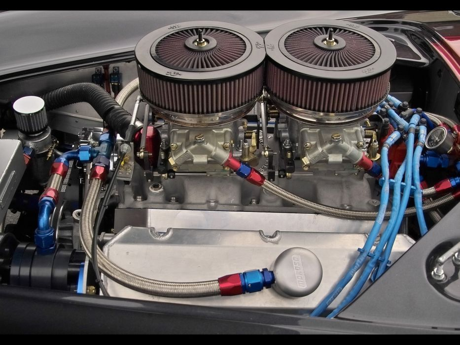 2006 Weineck Cobra 780cui replica shelby muscle classic supercar supercars engine engines    g wallpaper