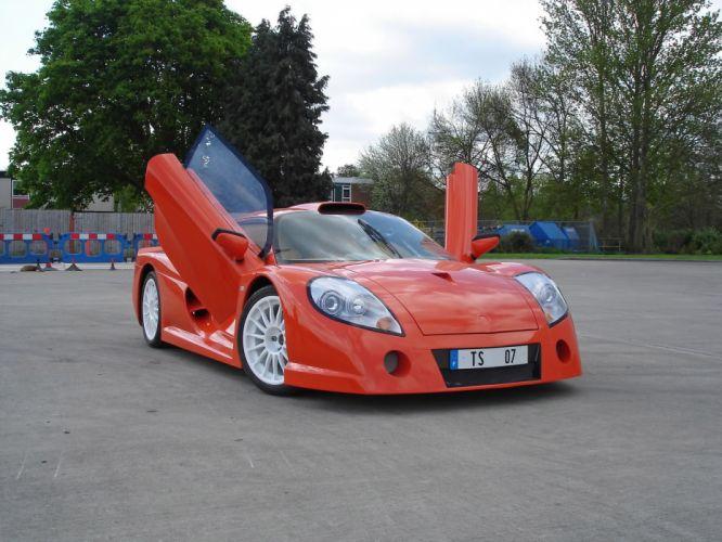 2007 Technical Studio TS07 supercar supercars wallpaper
