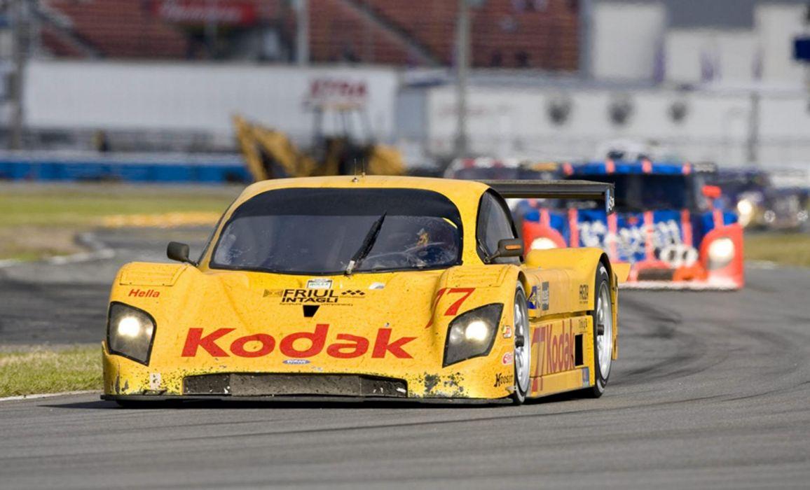 2008 Dallara Doran Racing JE4 Prototype race supercar supercars  g wallpaper