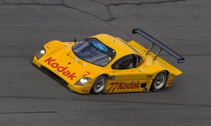 2008 Dallara Doran Racing JE4 Prototype race supercar supercars wallpaper